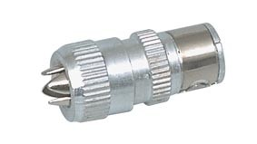 Coax plug (antennesteker) fema