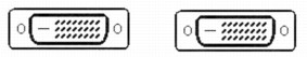 DVI Kabel - Dual link - 2m