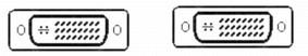 DVI Kabel (DVI-I) - Op=Op