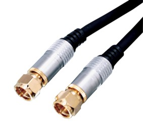 F-Connector kabel 1,5m Profess