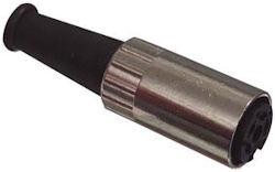 DIN Plug - 5 Polig Female