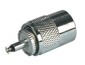 PL259  Plug 10mm