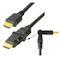 HDMI Kabel- draaibare stekker