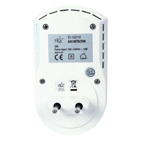 Plug-in Gasdetector 230V