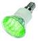 LED Lamp E14 Groen - Op=Op