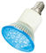 LED Lamp E14 Blauw - Op=Op