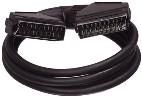 Standaard Scart Kabel - 0,7m