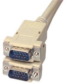 VGA Monitor Kabel - 2m