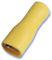 100 Kabelschoentjes - 6,3mm