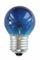 Gekleurde Kogellamp - Blauw