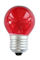 Gekleurde Kogellamp - Rood