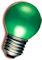 LED Kogellamp - E27 - Groen