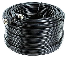 50m Combi Kabel voor Camera