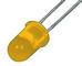 5mm Gele LED - 12 Volt