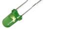 Voordelige 3mm Groene LED