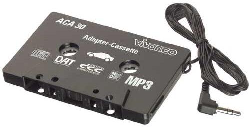 Vivanco Cassette Adapter