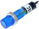 Signaallampje - 230V - Blauw