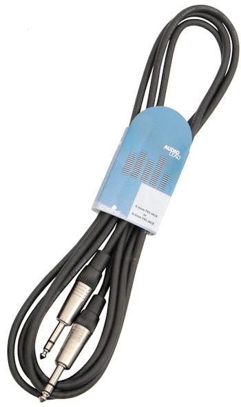 Stereo Jack Kabel 0,75m