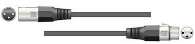XLR Speaker / DMX Kabel 3,0m