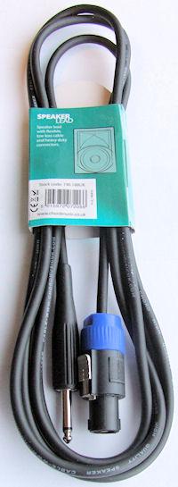 LS Kabel Jack - Speaker 1,5m