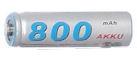Oplaadbare Batterij R6- 800mAh