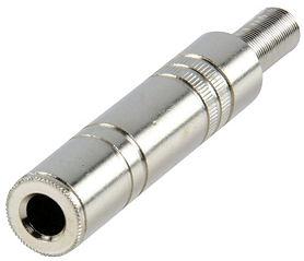 Contra Jackplug 6,3mm