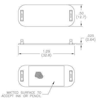 Markering voor Kabels