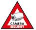 5x Sticker camera security