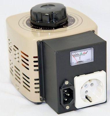 Variac 500 Watt