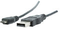 USB-A <> USB Micro-B kabel 2m