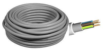 Rol Installatie Kabel 5x6mm2