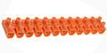 Kroonsteen 2,5mm2 - Oranje