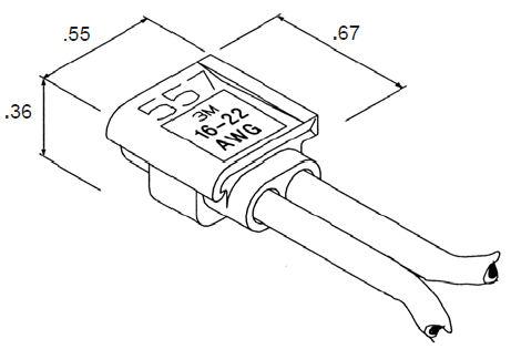 Kabelverbinder - Lasdop