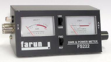 Dubbele SWR / Power Meter