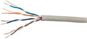 100m UTP Kabel - Cat5e - Stran
