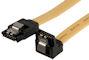 SATA3.0 kabel - 7-pens - 0,5m