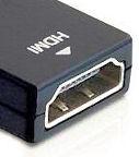 Displayport - HDMI Verloopje