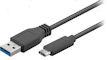 USB A <> USB Type-C - 50cm