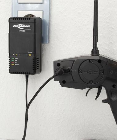 Ansmann ACS110 Accupack Lader