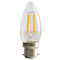 Ledlamp m. B22d Bajonetfitting