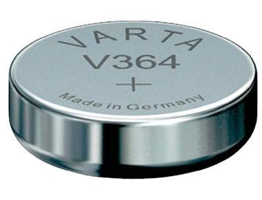 Horlogebatterij Varta V364