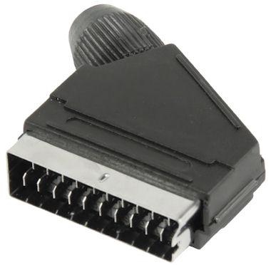 Scart Stekker - Scart Plug