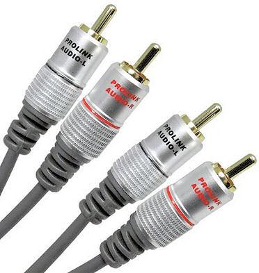 Professionele Audio Kabel 60cm