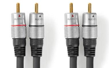 Professionele Audio Kabel 1,5m