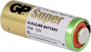 12V Alkaline Batterij GP 23A