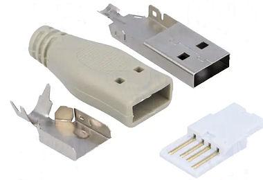Losse USB-A Stekker